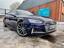 AUDI S5 S5 SPORTBACK TFSI QUATTRO OVER £7000 WORTH OF EXTRAS - 2501 - 1