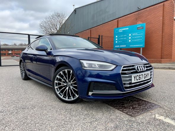 Used AUDI A5 in Leeds, Yorkshire for sale
