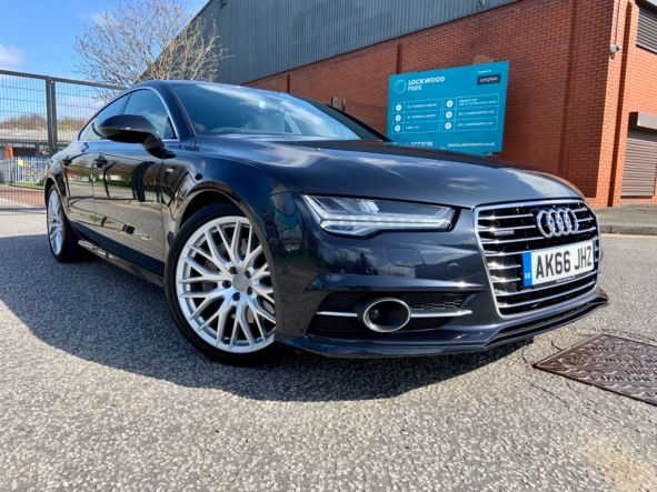 Used AUDI A7 in Leeds, Yorkshire for sale