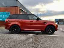 LAND ROVER RANGE ROVER SPORT AUTOBIOGRAPHY DYNAMIC - 2343 - 2