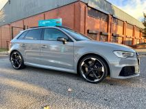 AUDI RS3 RS3 SPORTBACK QUATTRO NAV OVER £12000 WORTH OF EXTRAS - 2454 - 7