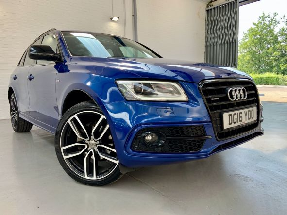 Used AUDI Q5 in Leeds, Yorkshire for sale