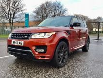 LAND ROVER RANGE ROVER SPORT AUTOBIOGRAPHY DYNAMIC - 2343 - 5