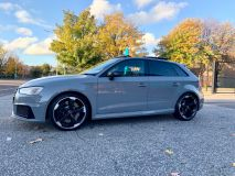 AUDI RS3 RS3 SPORTBACK QUATTRO NAV OVER £12000 WORTH OF EXTRAS - 2454 - 8