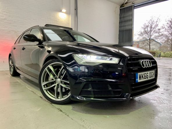 Used AUDI A6 in Leeds, Yorkshire for sale