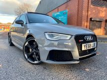 AUDI RS3 RS3 SPORTBACK QUATTRO NAV OVER £12000 WORTH OF EXTRAS - 2454 - 1