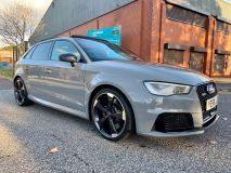 AUDI RS3 RS3 SPORTBACK QUATTRO NAV OVER £12000 WORTH OF EXTRAS - 2454 - 6