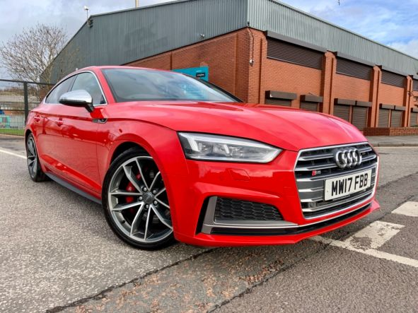 Used AUDI S5 in Leeds, Yorkshire for sale