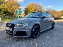 AUDI RS3 RS3 SPORTBACK QUATTRO NAV OVER £12000 WORTH OF EXTRAS - 2454 - 9