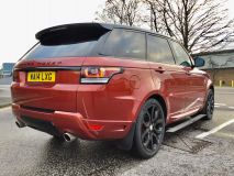 LAND ROVER RANGE ROVER SPORT AUTOBIOGRAPHY DYNAMIC - 2343 - 12