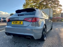 AUDI RS3 RS3 SPORTBACK QUATTRO NAV OVER £12000 WORTH OF EXTRAS - 2454 - 13