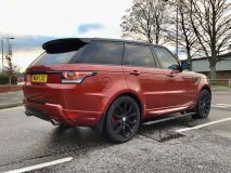 LAND ROVER RANGE ROVER SPORT AUTOBIOGRAPHY DYNAMIC - 2343 - 13