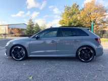 AUDI RS3 RS3 SPORTBACK QUATTRO NAV OVER £12000 WORTH OF EXTRAS - 2454 - 11
