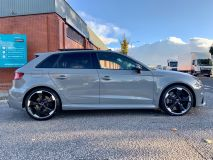 AUDI RS3 RS3 SPORTBACK QUATTRO NAV OVER £12000 WORTH OF EXTRAS - 2454 - 2