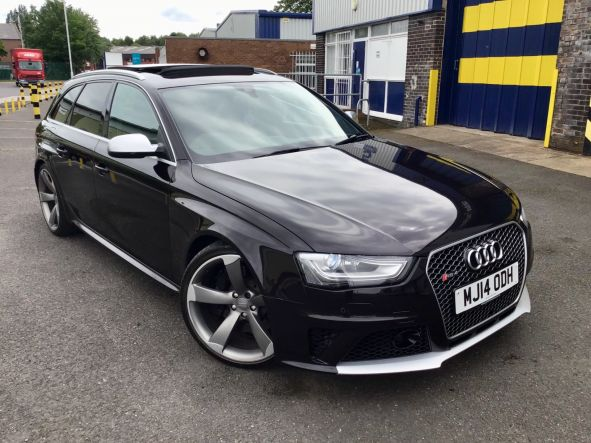 Used AUDI A4 in Leeds, Yorkshire for sale