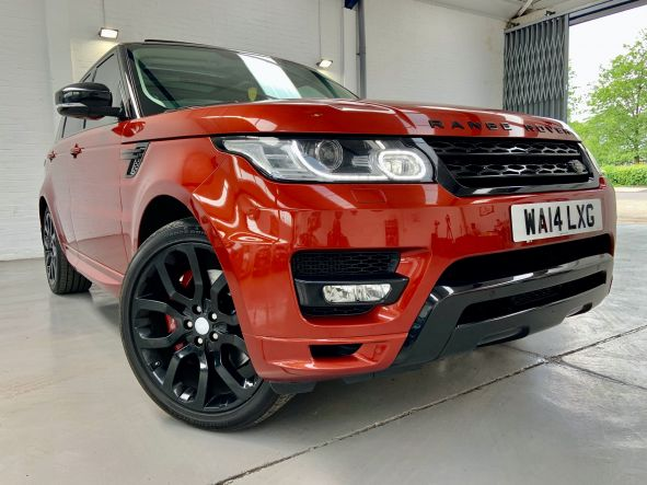 Used LAND ROVER RANGE ROVER SPORT in Leeds, Yorkshire for sale