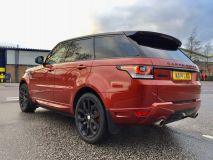 LAND ROVER RANGE ROVER SPORT AUTOBIOGRAPHY DYNAMIC - 2343 - 9