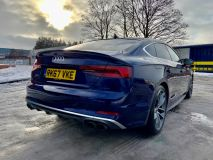 AUDI S5 S5 SPORTBACK TFSI QUATTRO OVER £7000 WORTH OF EXTRAS - 2501 - 16