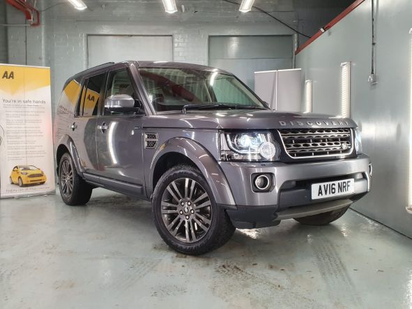 Used LAND ROVER DISCOVERY in Leeds, Yorkshire for sale