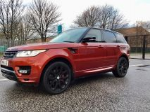 LAND ROVER RANGE ROVER SPORT AUTOBIOGRAPHY DYNAMIC - 2343 - 6