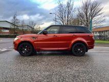 LAND ROVER RANGE ROVER SPORT AUTOBIOGRAPHY DYNAMIC - 2343 - 7