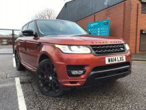 LAND ROVER RANGE ROVER SPORT AUTOBIOGRAPHY DYNAMIC - 2343 - 1