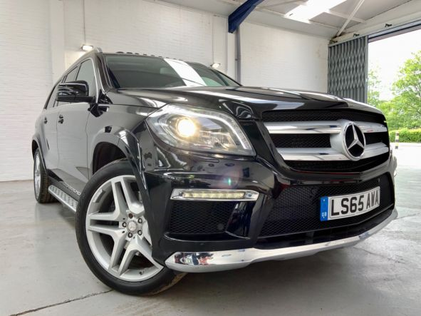 Used MERCEDES GL-CLASS in Leeds, Yorkshire for sale
