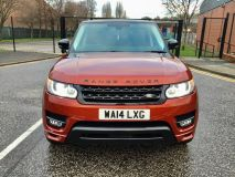 LAND ROVER RANGE ROVER SPORT AUTOBIOGRAPHY DYNAMIC - 2343 - 4