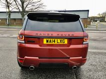 LAND ROVER RANGE ROVER SPORT AUTOBIOGRAPHY DYNAMIC - 2343 - 10