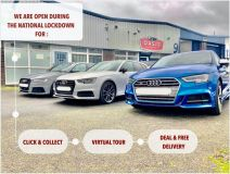 AUDI S5 S5 SPORTBACK TFSI QUATTRO OVER £7000 WORTH OF EXTRAS - 2501 - 2