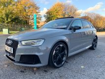 AUDI RS3 RS3 SPORTBACK QUATTRO NAV OVER £12000 WORTH OF EXTRAS - 2454 - 16