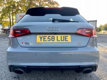 AUDI RS3 RS3 SPORTBACK QUATTRO NAV OVER £12000 WORTH OF EXTRAS - 2454 - 3