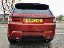 LAND ROVER RANGE ROVER SPORT AUTOBIOGRAPHY DYNAMIC - 2343 - 11