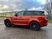 LAND ROVER RANGE ROVER SPORT AUTOBIOGRAPHY DYNAMIC - 2343 - 8