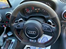 AUDI RS3 RS3 SPORTBACK QUATTRO NAV OVER £12000 WORTH OF EXTRAS - 2454 - 30