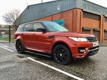 LAND ROVER RANGE ROVER SPORT AUTOBIOGRAPHY DYNAMIC - 2343 - 3