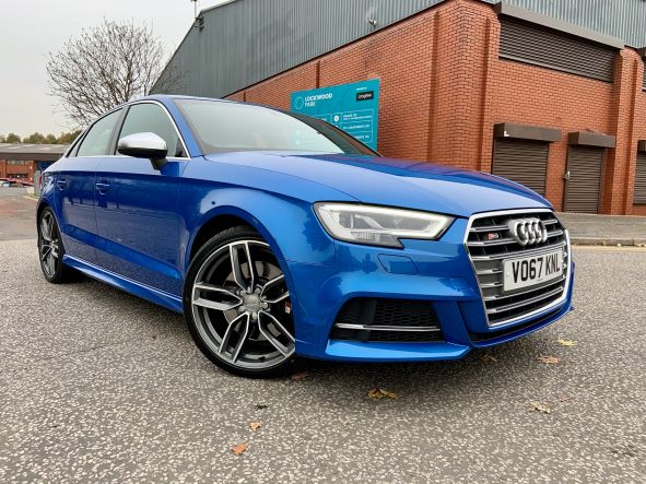 Used AUDI S3 in Leeds, Yorkshire for sale