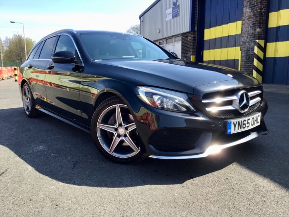 Used MERCEDES C-CLASS in Leeds, Yorkshire for sale