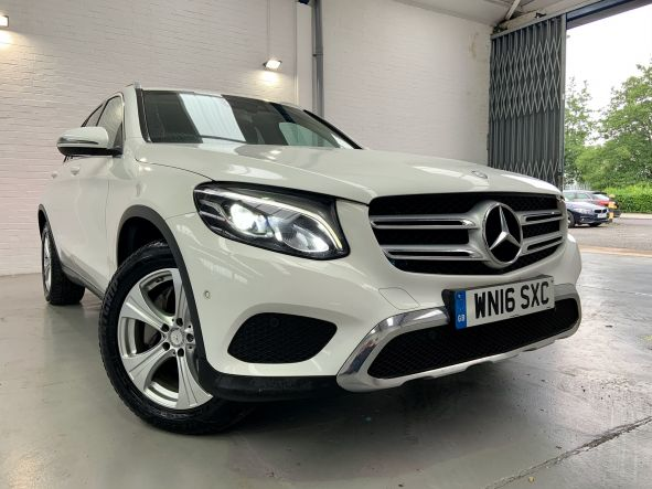 Used MERCEDES GLC-CLASS in Leeds, Yorkshire for sale